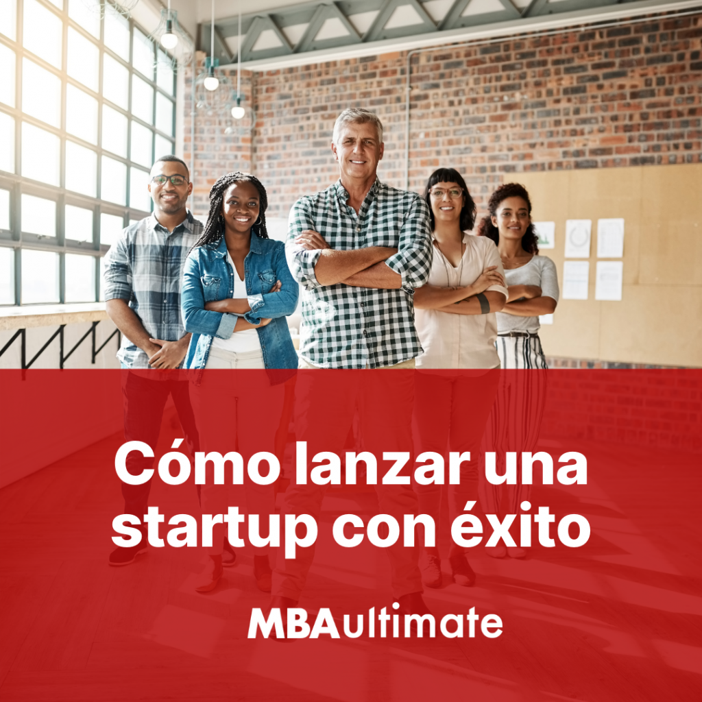 Lanzamiento Startup MBAultimate